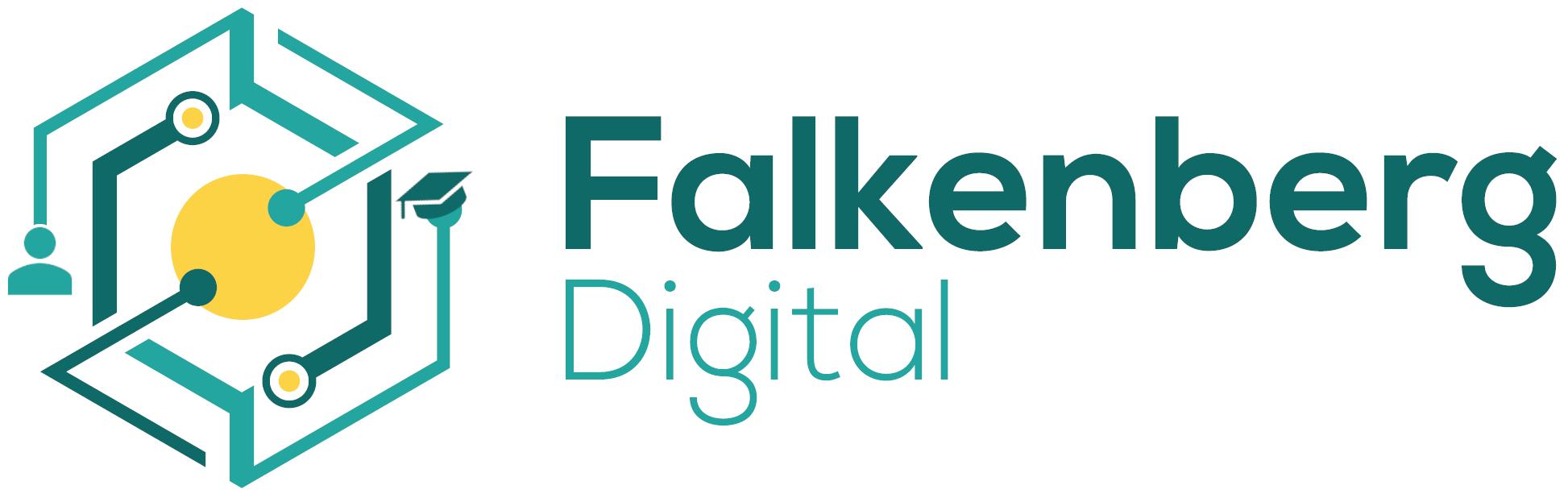 Falkenberg Digital Logo